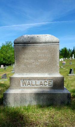Adelaide S <I>Roberts</I> Wallace
