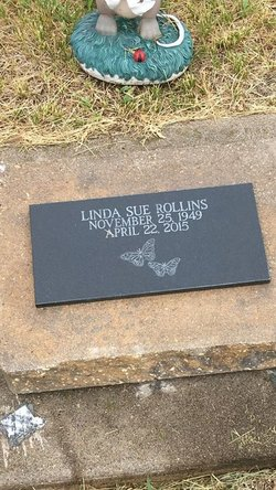 Linda Sue <I>Hand</I> Rollins