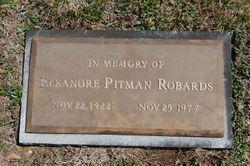 Eleanore <I>Pitman</I> Robards