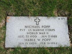 Mable W Popp