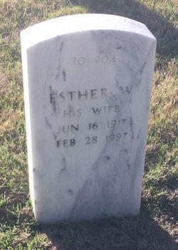 Esther W Bienko