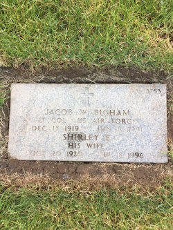 Shirley E <I>Patton</I> Bigham