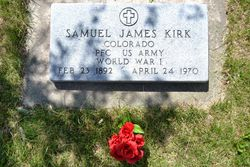 Samuel James Kirk