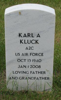 Karl A Kluck