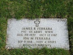 James R Ferrara