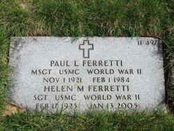 Paul L Ferretti