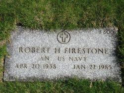 Robert H Firestone