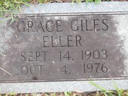 Gracie I <I>Giles</I> Eller