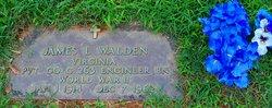 James Lewis Walden