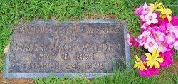 Nannie Pearl <I>McCoy</I> Walden