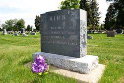 Nancy Elmer <I>Weeks</I> Kirk