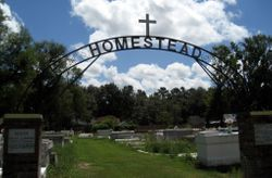 Homestead Society Cemetery
