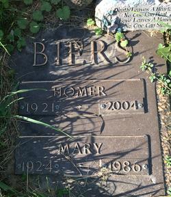 Homer Biers
