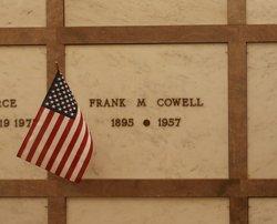 Frank Maurice Cowell
