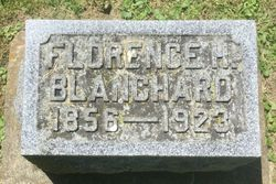 Florence <I>Howard</I> Blanchard
