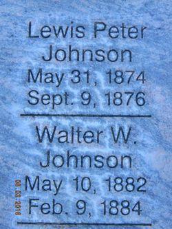 Lewis Peter Johnson