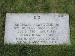 Michael J. Sabocsik, Jr