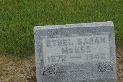 Ethel Sarah McKee