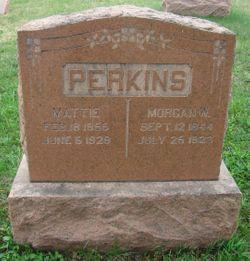 Morgan William Perkins