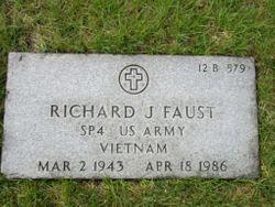 Richard J Faust