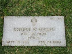 Robert W Fegley