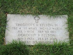 Theodore R Felton, Sr