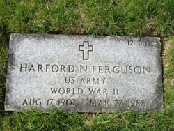 Harford N Ferguson