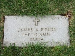 James A Fields