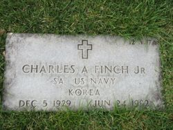 Charles A Finch, Jr