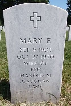 Mary E Gaughan