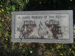 Ethel A. Green