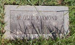 M. Osie <I>Greiffenstein</I> Raymond