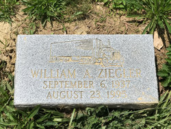 "William A. ""Bill"" Ziegler"