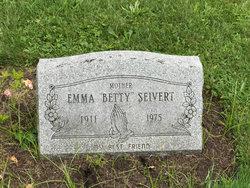 Emma Betty Seivert
