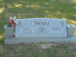 Alvin Eugene Thomas