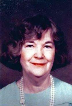 Mary Martha Wood