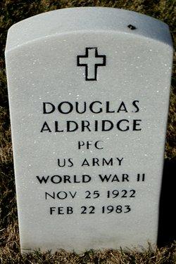 Douglas Aldridge