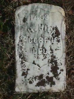 Corp William H. H. Hignutt