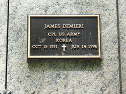 James Demieri