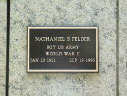 Nathaniel S Felder