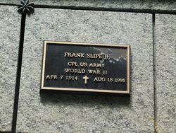 Frank Slipe, Jr