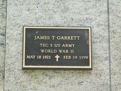 James T Garrett