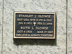 Stanley J Slowik