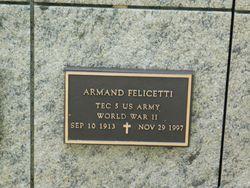 Armand Felicetti