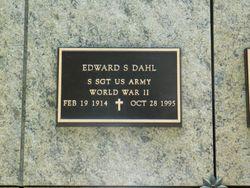 Edward S Dahl