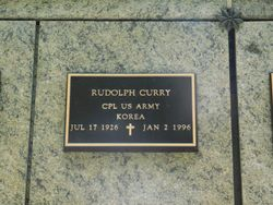 Rudolph Curry