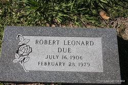 Robert Leonard Due