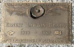 Ernest Lawton Brady