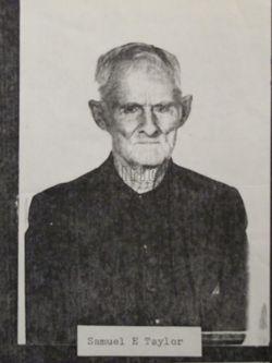 Samuel Edward Taylor