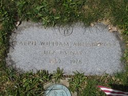 Ralph William Arnsberger